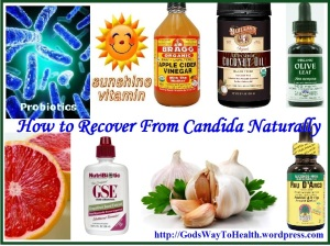 Candida natural cure