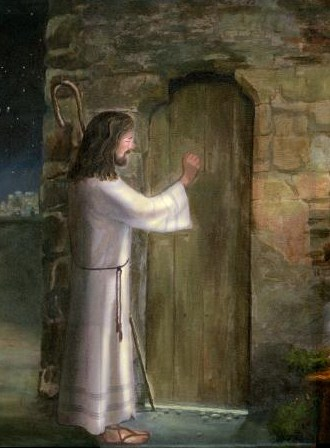 Behold I stand at the door and knock \u2013 Revelation 320 & Behold I stand at the door and knock \u2013 Revelation 3:20 | Mission ...