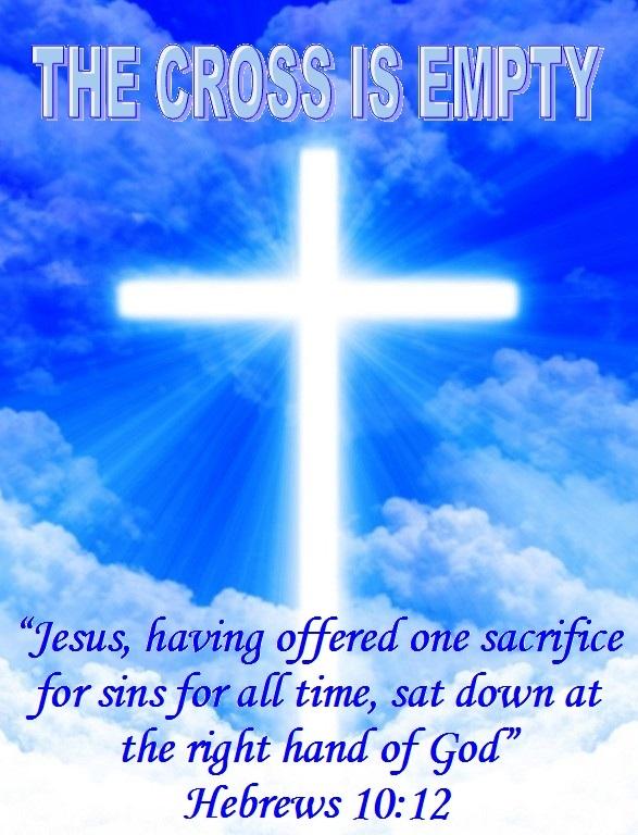 Jesus Died Once For All Hebrews 7 27 Mission Venture