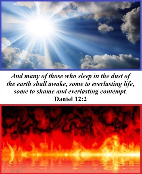 Daniel 12 vs 2 E
