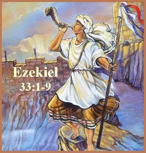 Ezekiel 33 vs 1-9