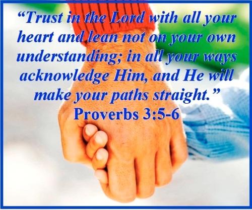 Proverb 3 vs 5-6