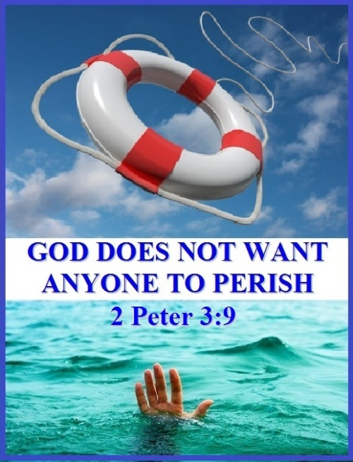2 Peter 3 vs 9