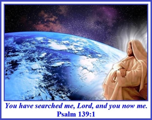 Lord you have searched me
