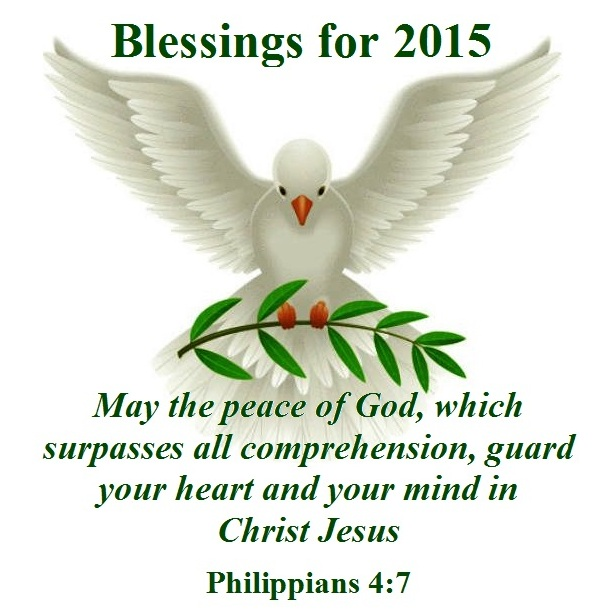 A MESSAGE OF HOPE FOR THE NEW YEAR – Philippians 4:6-7 | Mission ...