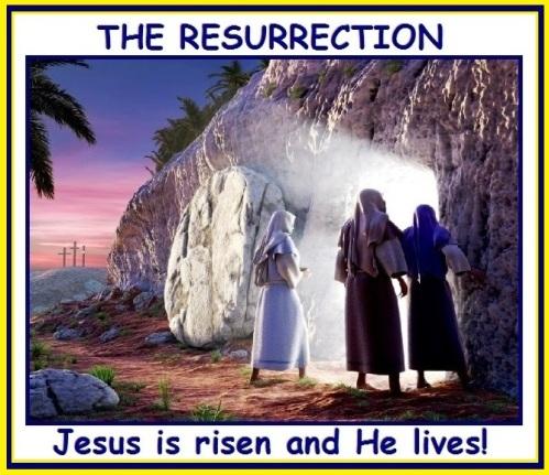 1 The resurrection of Jesus