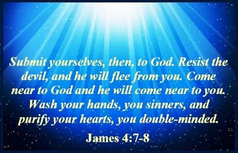 James 4:7-10 | Mission Venture Ministries