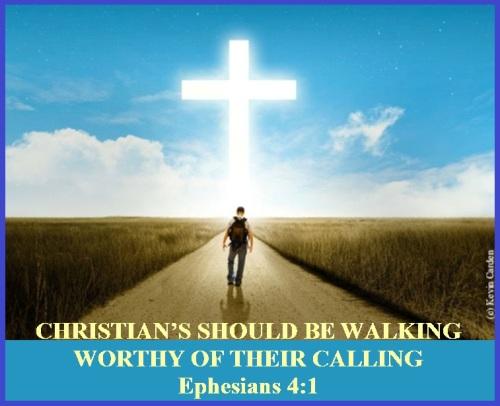 Ephesians 4 vs 1