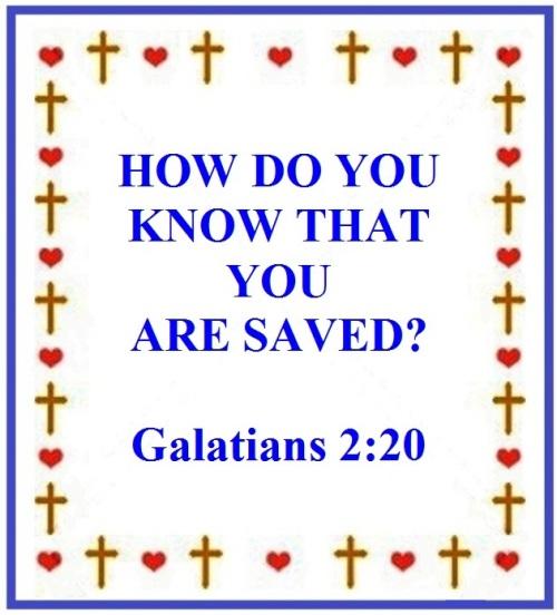Galatians 2 vs 20