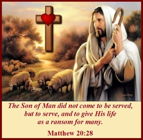 Matthew 20 vs 28