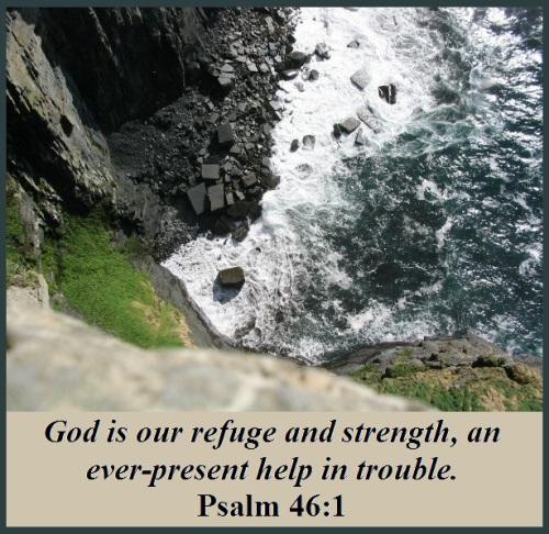 Psalm 46 vs 1
