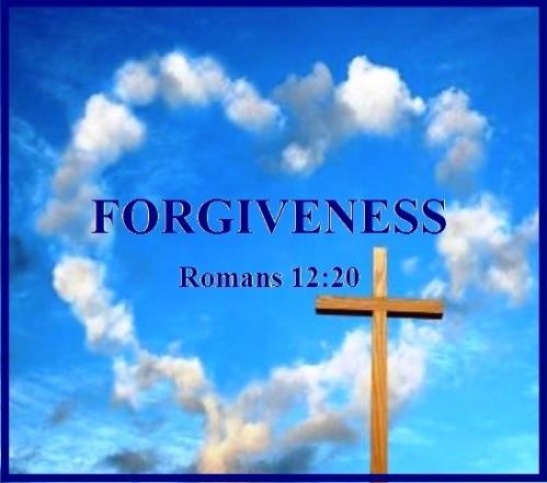 Forgiveness - Romanos 12 vs 20