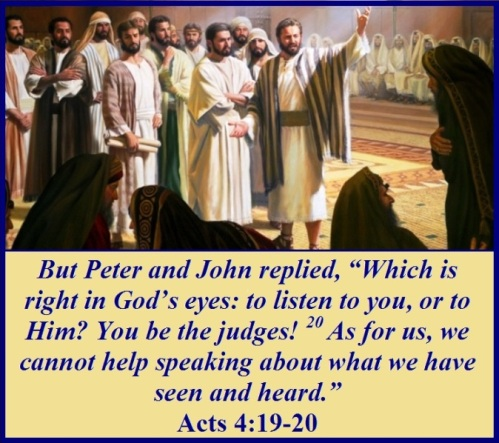 John and Peter