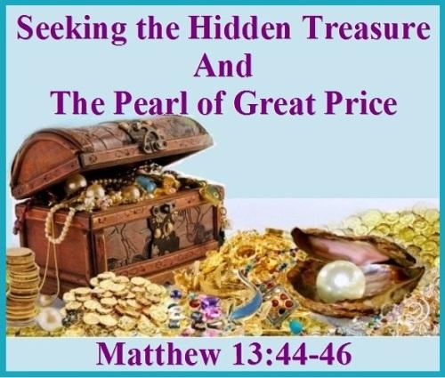 Matthew 13 VS 44-46