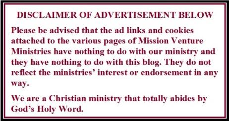 TRUST IN MY PROMISES – John 14:1-3 | Mission Venture Ministries