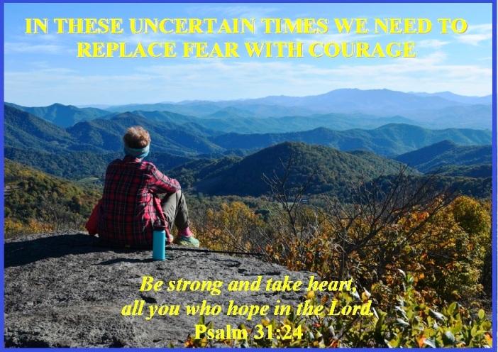 Psalm 31 vs 24